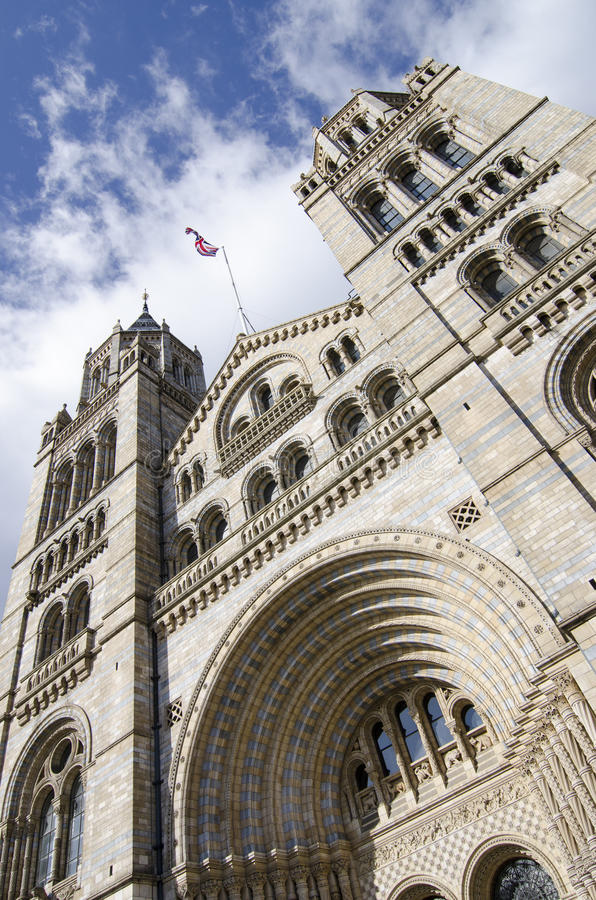 Download Natural history museum stock image. Image of landmark - 30099997