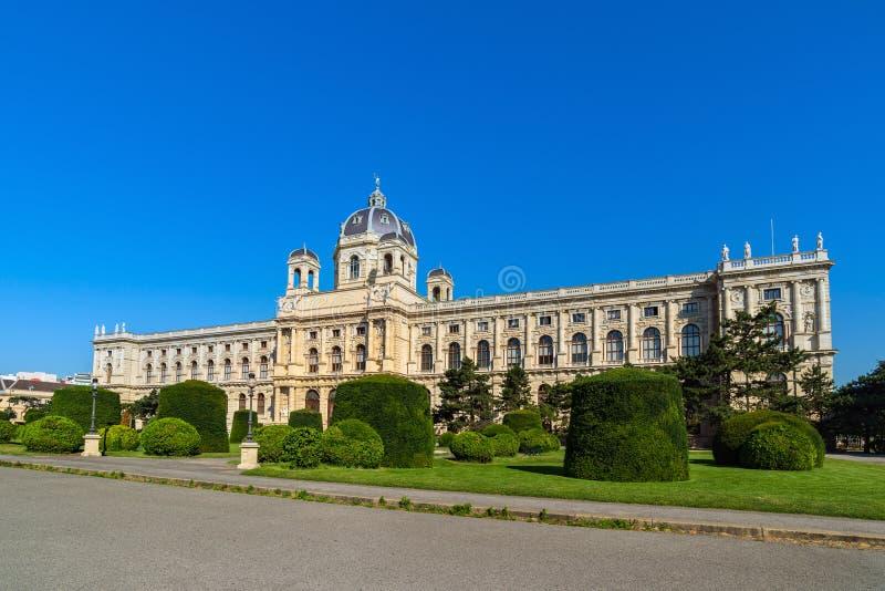 Natural History Museum - Vienna - Austria. Natural History Museum at Vienna - Austria royalty free stock images