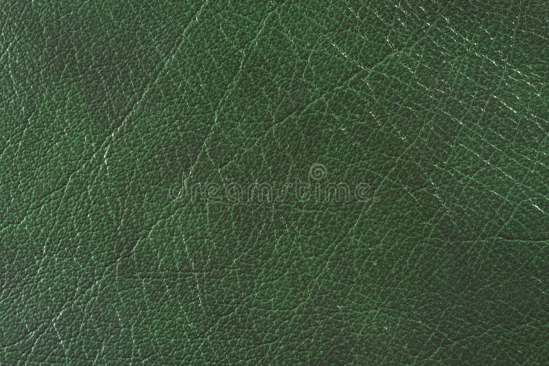 Natural leather texture stock photography