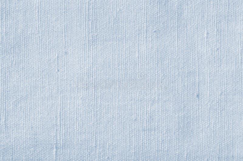 Natural Light Blue Flax Fibre Linen Texture, Detailed Closeup, rustic crumpled vintage textured fabric burlap canvas pattern stock photos
