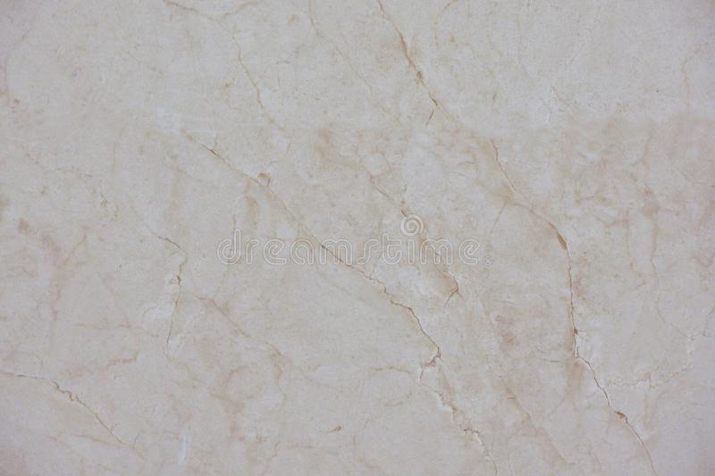 Natural line of white cream marble that flat cutting textured background stock photo