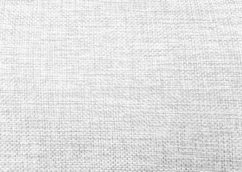 Natural linen background. Fabric texture made from burlap material. stock images