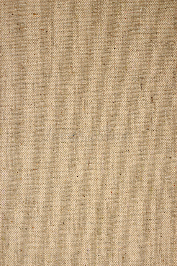 Natural Linen Fabric Background stock photography