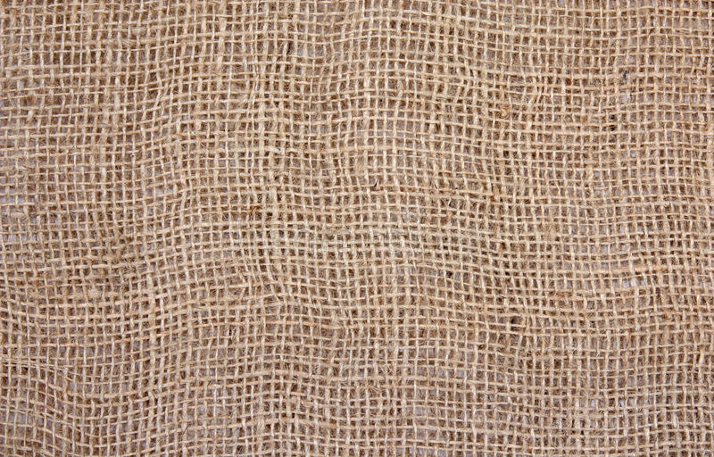 Natural linen texture royalty free stock photography