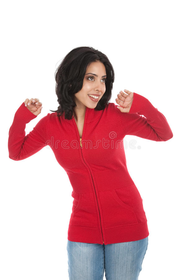 Download Natural Looking Hispanic Young Female Stock Photo - Image: 21819720