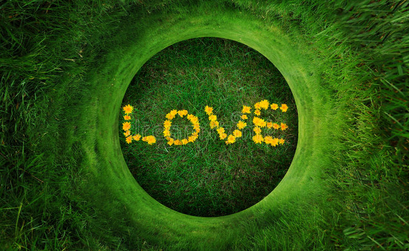 Download Natural Love stock image. Image of hippy, tunnel, organic - 19905543