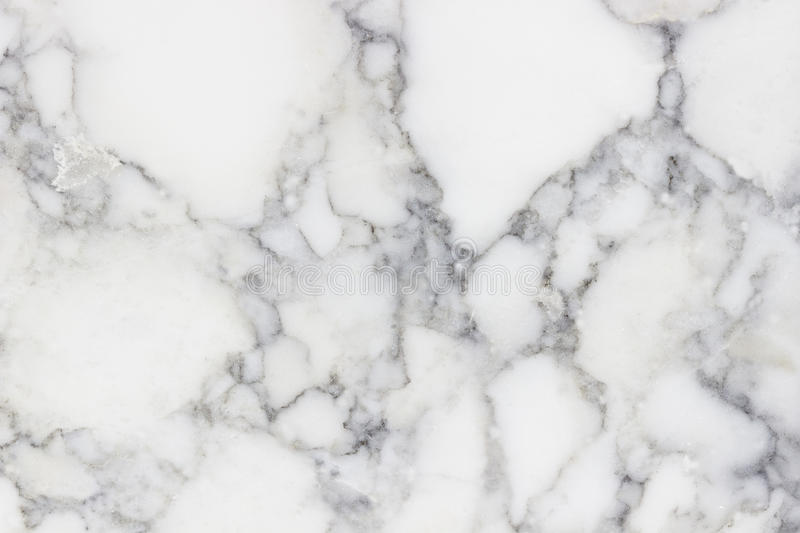 Natural marble black and white (gray) patterned texture background for design stock images