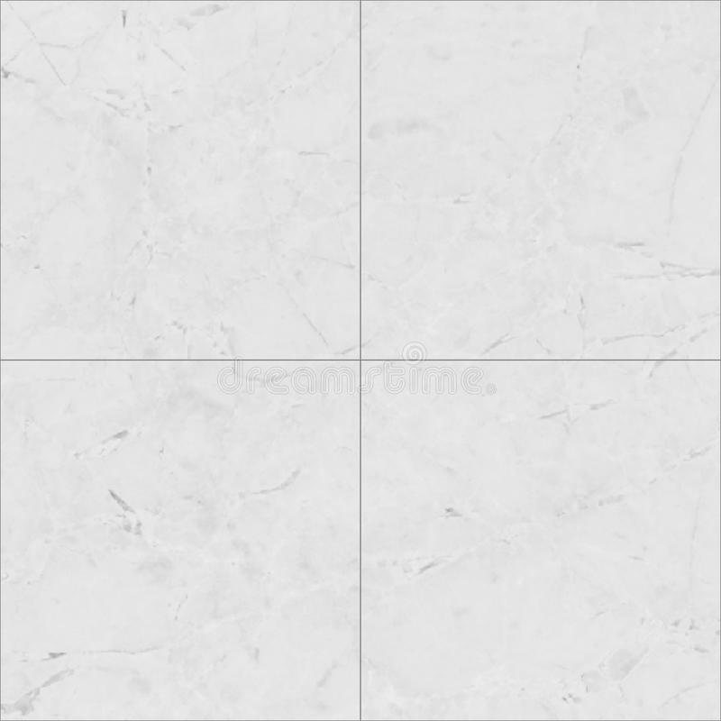 Natural Marble Square Tile Seamless Texture Map Diffuse