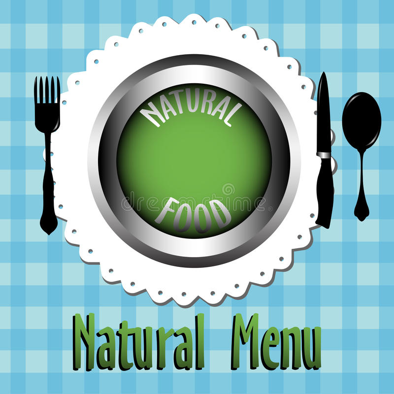 Download Natural menu stock vector. Image of delicious, lifestyle - 24264330