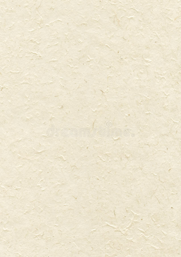 Natural nepalese parchment recycled paper texture stock photos