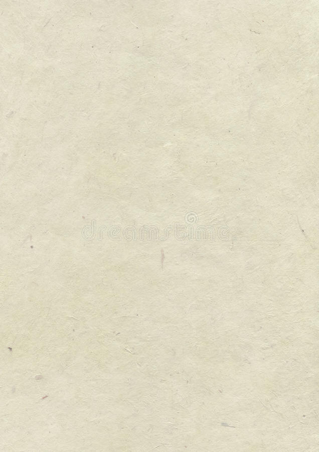 Natural nepalese recycled paper texture. Background royalty free stock photo