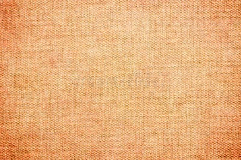 Natural pink colored linen texture or vintage burlap canvas background. Natural pink colored linen texture or grunge vintage burlap canvas background stock illustration
