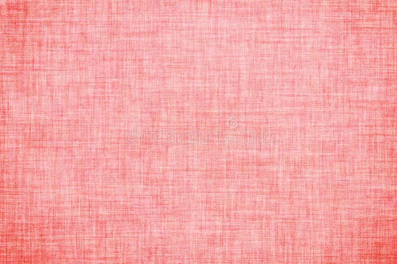 Natural pink colored linen texture or vintage canvas background. Natural pink colored linen texture or grunge vintage canvas background vector illustration