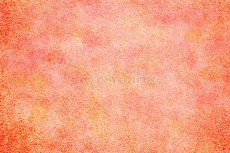 Natural pink colored watercolor paint texture or vintage canvas background. Natural pink colored watercolor paint texture or grunge vintage canvas background stock illustration