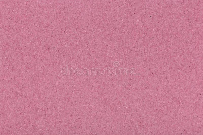 Natural pink recycled paper texture background royalty free stock photography