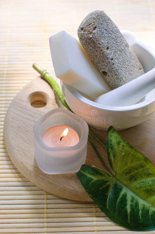 Download Natural resources for spa stock photo. Image of alternative - 14853454