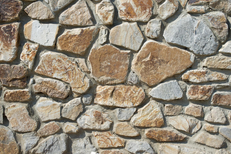 Rough Stone Block Texture : Natural rough stone wall texture stock image of