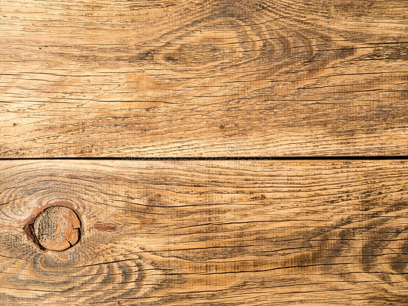Natural rustic wood background with pine wood, structure of wood royalty free stock images
