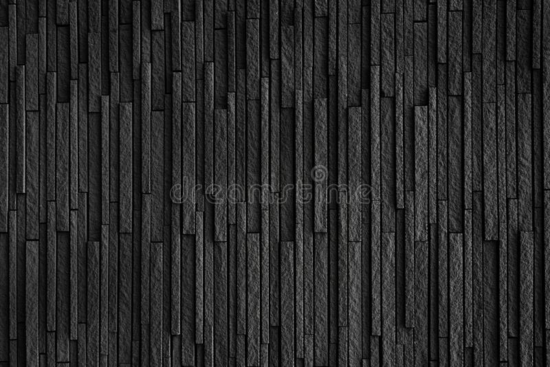 Natural black stone stack texture background stock photos