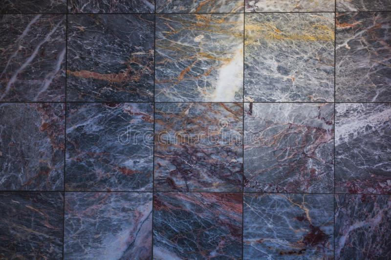 Natural sharp marble floor background stock images