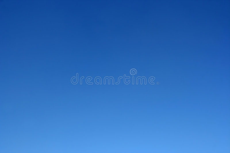 Natural sky gradient as ideal background stock photography