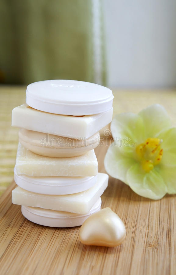 Download Natural Soaps In A A Beauty Shop Stock Image - Image: 18257989