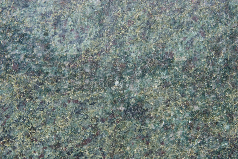 Natural Stone Backgrounds and Textures. Stone Backgrounds and Textures - Granite Slab Color - Green Pearl royalty free stock photos