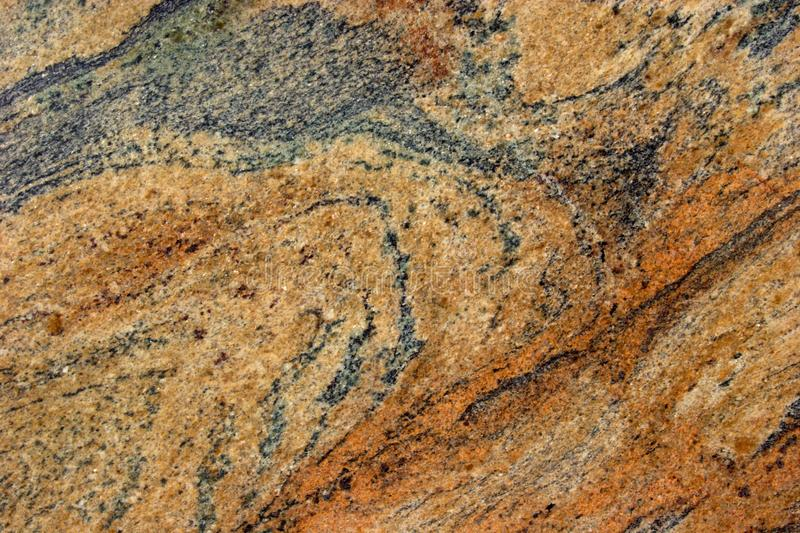 Natural Stone Backgrounds and Textures. Stone Backgrounds and Textures - Granite Slab Color - Tropical Gold stock photos