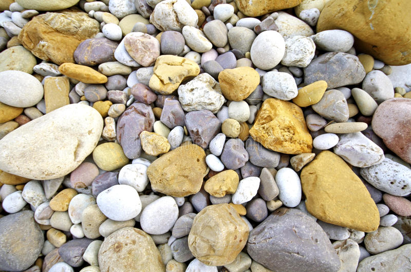 Natural Stones Royalty Free Stock Images
