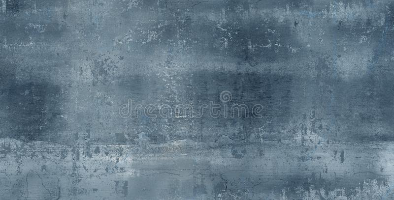 Blue marble texture in natural pattern with high resolution for background and design art work. Blue stone floor. stock images