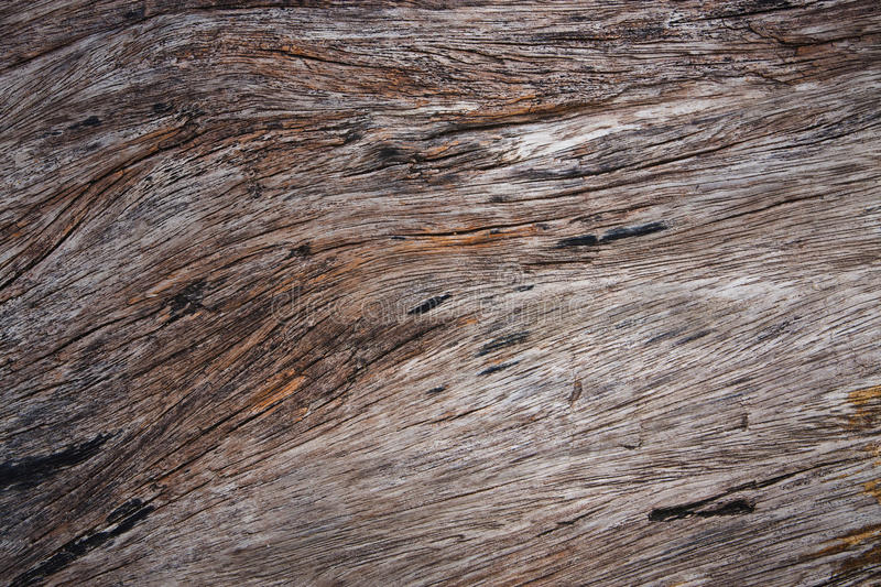 Download Natural Surface Of Old Teak Wood Stock Photo - Image: 23043084