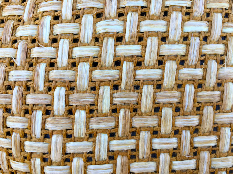 Natural texture of wicker braided royalty free stock photos