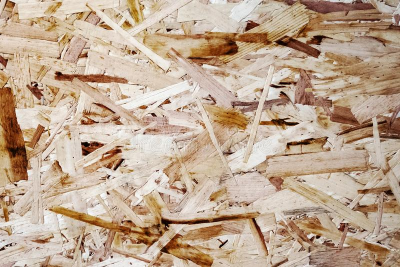 Wood texture chipboard. background stock photos