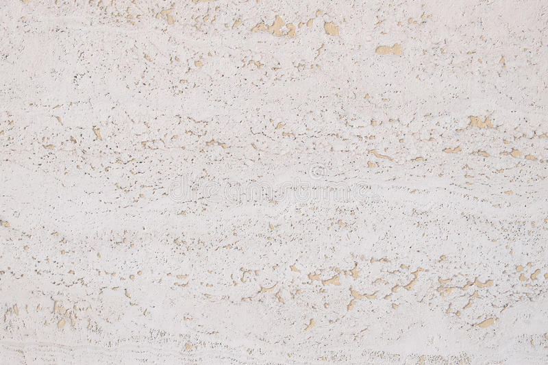 Natural travertine stone royalty free stock photo