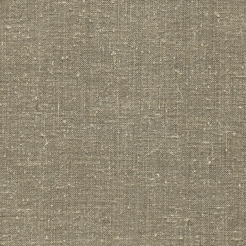 Natural vintage linen burlap textured fabric texture, detailed old grunge rustic background in tan, beige, grey copy space stock image