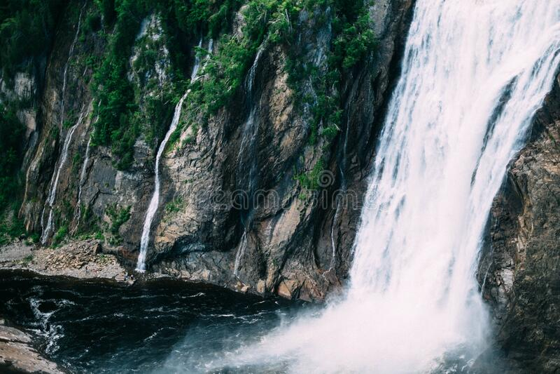 Natural Waterfall Free Public Domain Cc0 Image