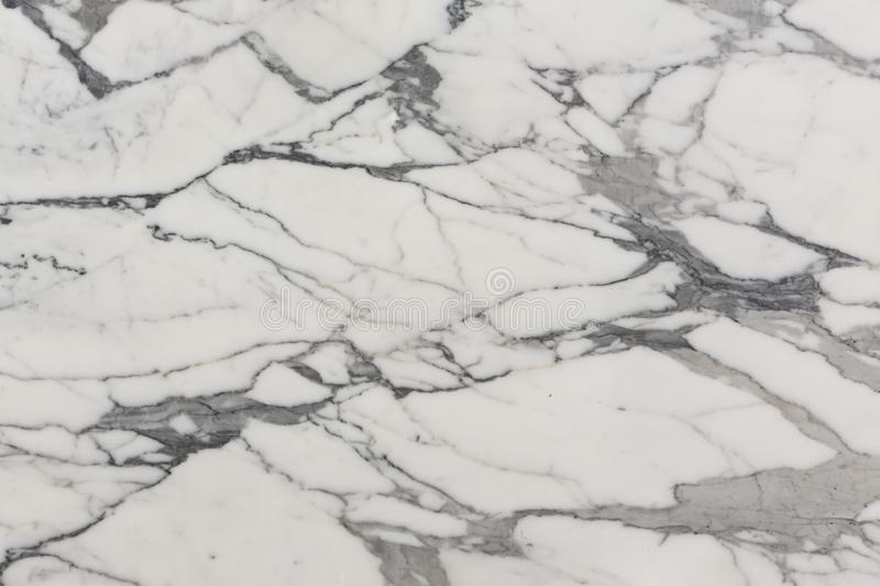 Natural white, gray marble texture for interiors. stock photography