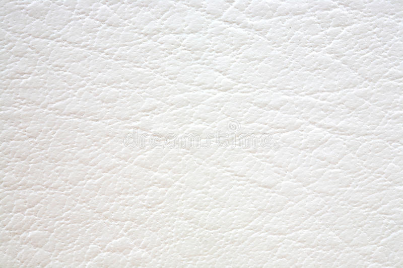 Natural white leather texture. Close up of Natural white leather texture royalty free stock photography