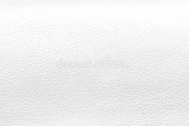 Natural white leather texture with natural patterns can be used royalty free stock photography