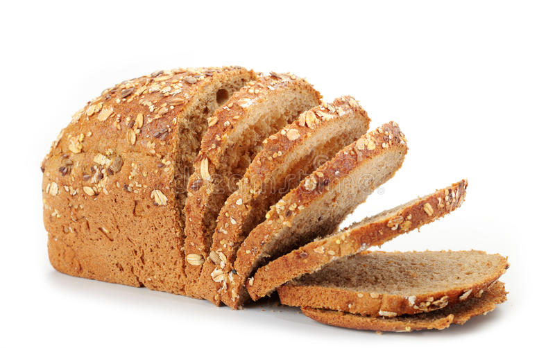 Download Natural whole grain bread stock photo. Image of whole - 27527244
