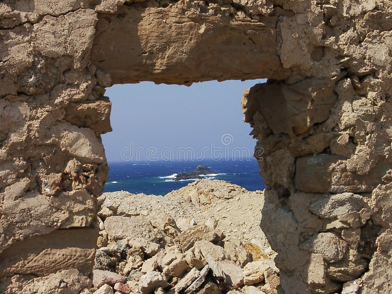 Download Natural window stock image. Image of rock, tourist, look - 15007