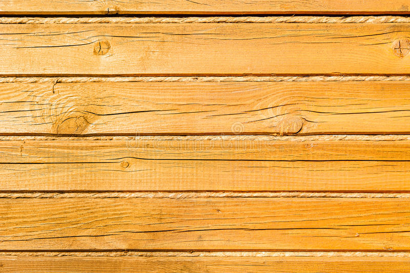Natural Wood Pattern Clean Texture Background Of Yellow