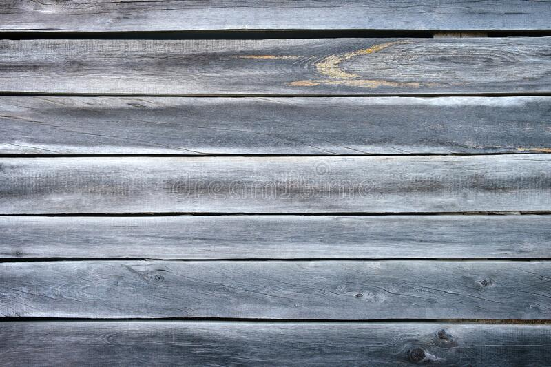 Natural wood plank texture surface as background stock image