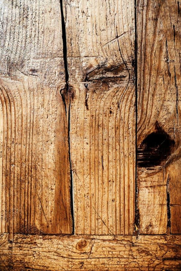 Natural Wood texture. Dark Wooden Background. Wooden board floor stock photography