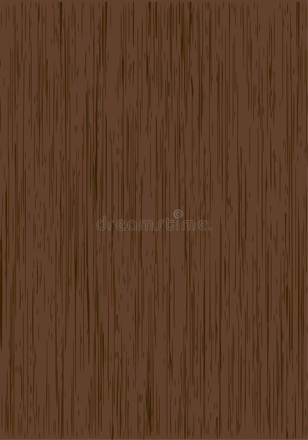 Natural wooden. Vector planks natural wooden background royalty free illustration