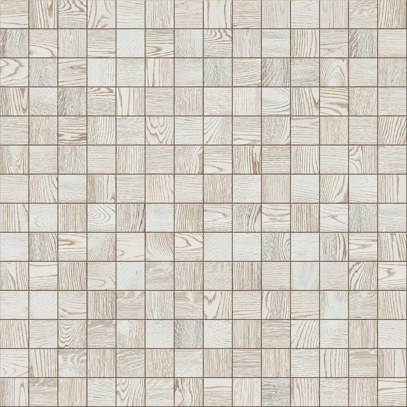 Natural wooden background, flooring design seamless texture checker royalty free stock photo