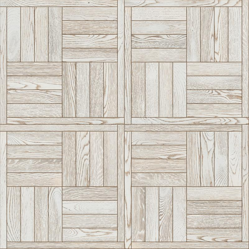 Natural wooden background, parquet flooring design seamless texture stock images