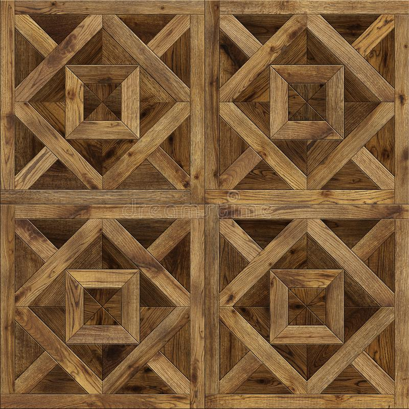 Natural wooden background, grunge parquet flooring design seamless texture royalty free stock photography