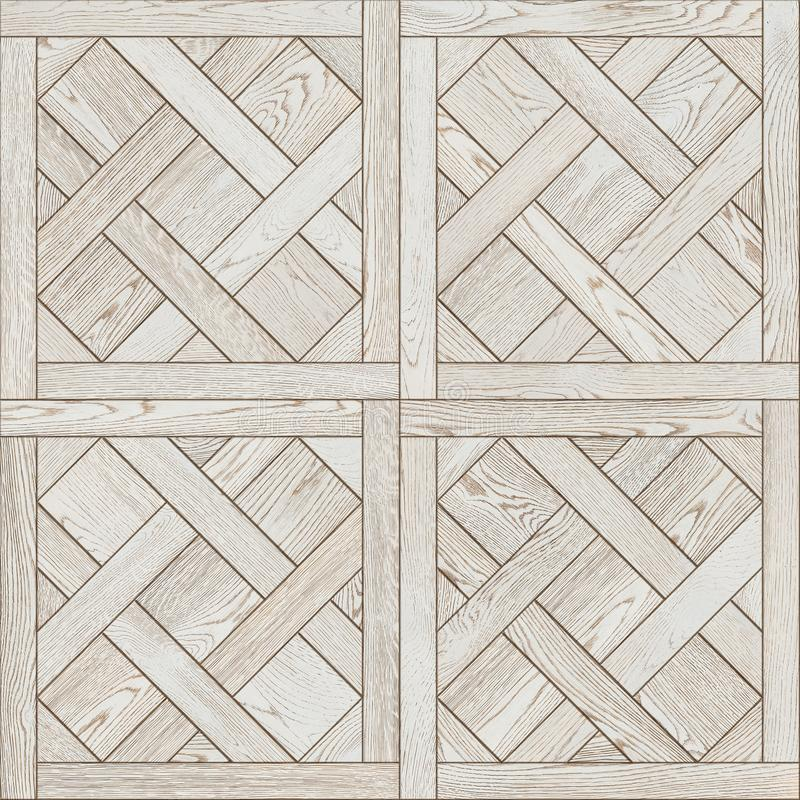 Natural wooden background, grunge parquet flooring design seamless texture stock image