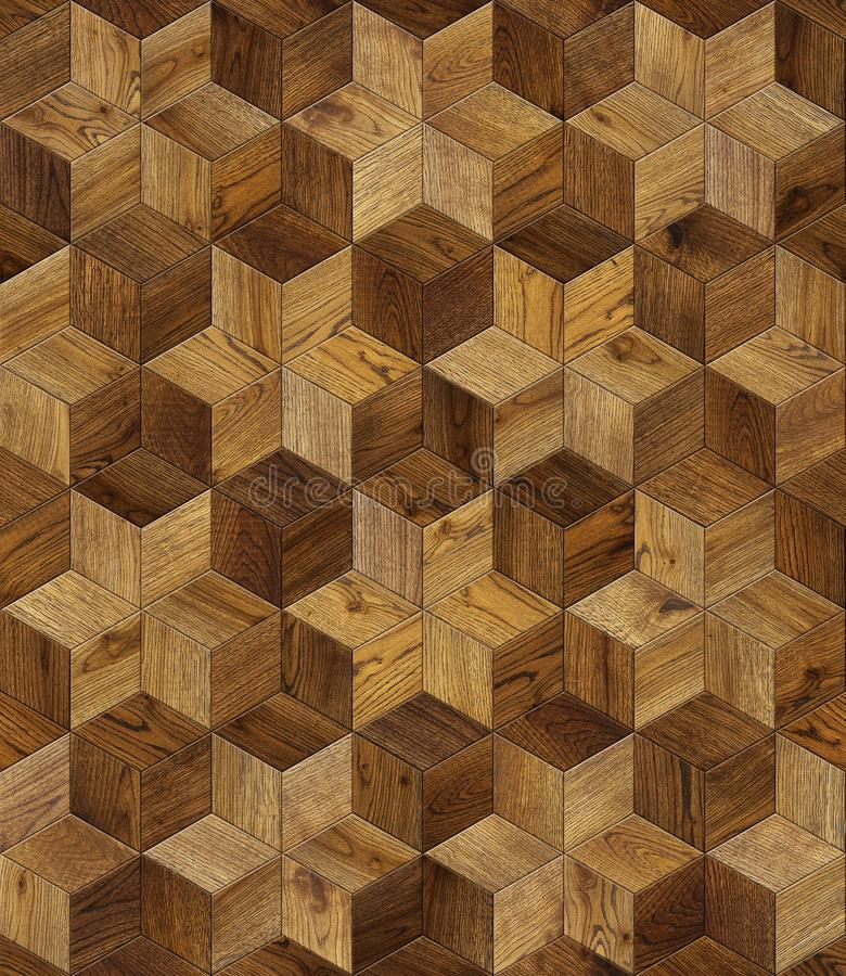 Natural wooden background, grunge parquet flooring design seamless texture royalty free stock photos